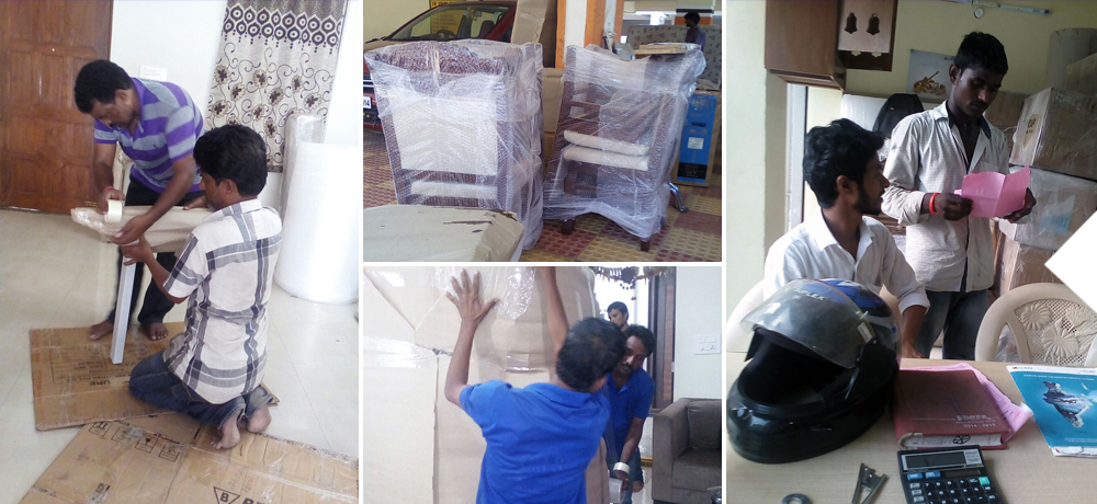 rupana packers and movers  Our Team
